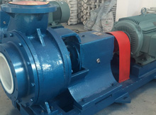 300HFB耐磨耐腐离心泵